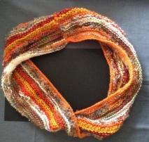 BZK031 Autumn Infinity Scarf II (3)
