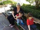 2016-10-16 Bronwyn at Wellington Botanic Gardens (3)